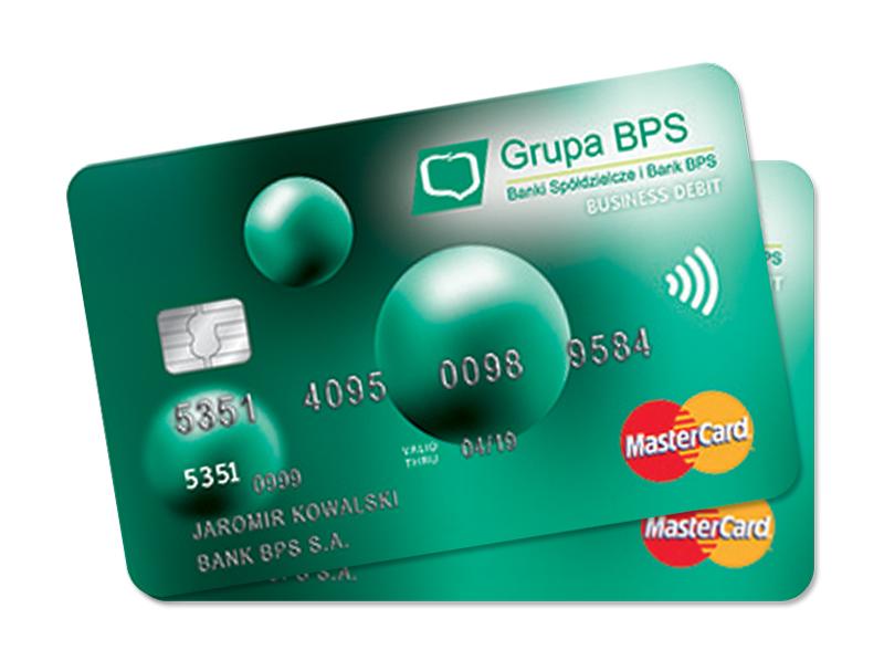 Bank Spoldzielczy W Wolbromiu Karta Mastercard Business Debetowa